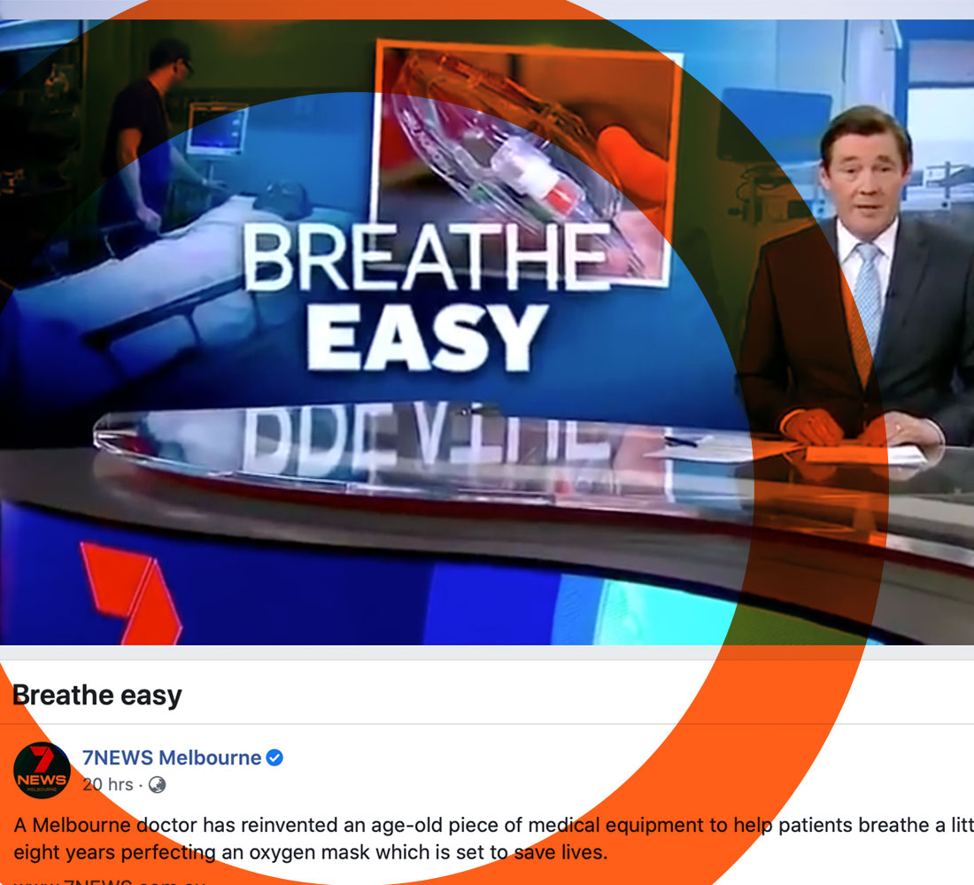 Channel 7 News - Breathe Easy May 10 2020